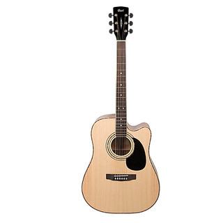 Guitarra Electroacústica Ad880ce Natural Satin C/estuche Cor