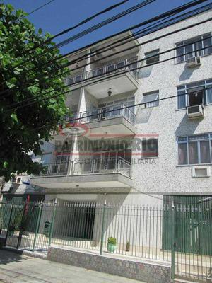2quartos Com Varanda E Garagem Em Vista Alegre - Paap22685
