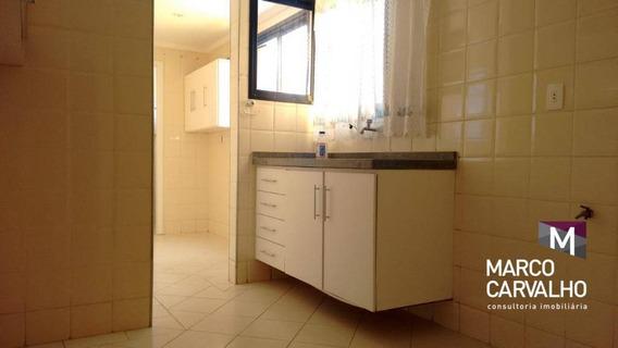 Apartamento Com 3 Dormitórios À Venda, 90 M² Por R$ 410.000 - Barbosa - Marília/sp - Ap0162
