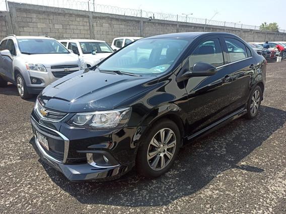 Chevrolet Sonic Premier T/a 2017