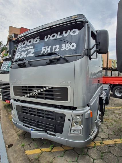 Volvo Fh12 380 6x2 Ano 2006 / Financiamos