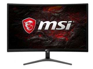 Msi Monitor Msi Optix G24vc Msi Prsex