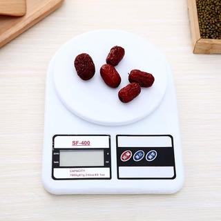 Bascula Digital Gramera Para Cocina 1 A 7kg
