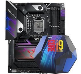Kit Placa Asus Maximus Xi Formula + Processador I9-9900k