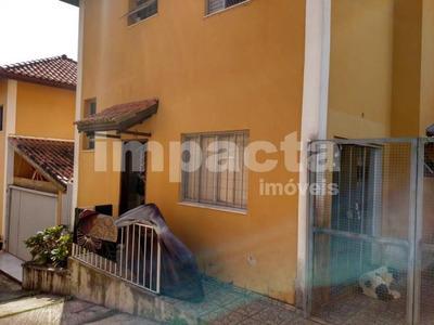 Condomínio Fechado Para Venda Em Mogi Das Cruzes, Vila Suíssa, 3 Dormitórios, 2 Banheiros - 1466