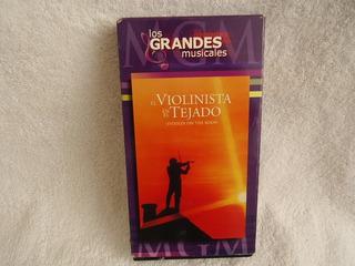 Película Vhs El Gran Musical De El Violinista En El Tejado