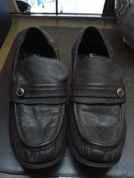 Zapatos Cuero Descanse Caminando Horma Anatomica King Jame