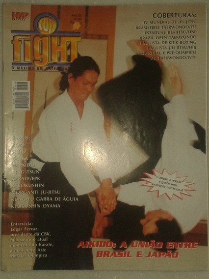 Top Fight - Aikido Brasil ( Revista )