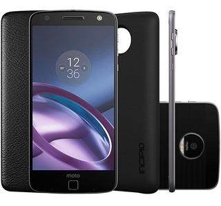 Motorola Z 64gb Power Edition Preto/grafite [leia O Anúncio]