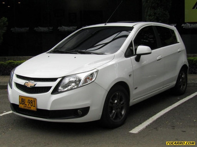 Chevrolet Sail Ltz Sport 1400 Cc Mt
