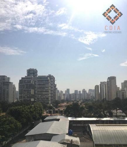 Apartamento Com 3 Dormitórios À Venda, 103 M² Por R$ 1.000.000,00 - Brooklin - São Paulo/sp - Ap48838
