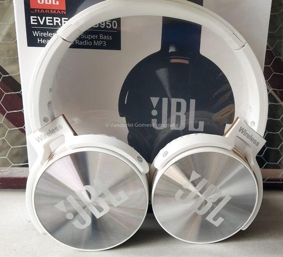 Fone Jbl 950 Everest Bluetooth Branco