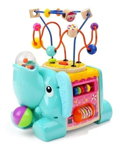 Elefante De Actividades Con Prono 5 En 1 Top Bright Tpb053