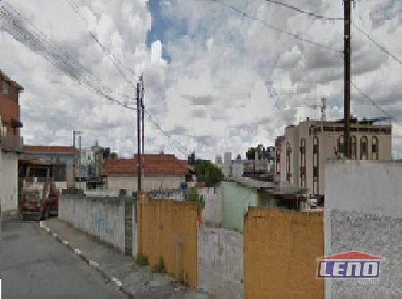 Terreno À Venda, 400 M² Por R$ 640.000,00 - Jardim Popular - São Paulo/sp - Te0031