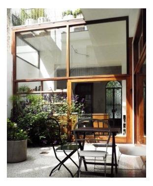 Garden House  En  Calle Pomona, Col.roma Norte, 2 Rec. 2.5 B