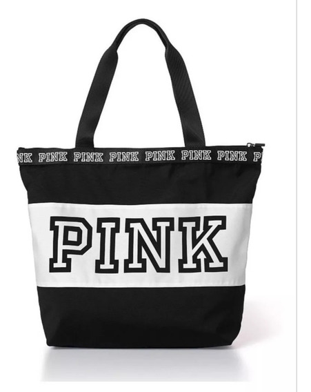 Bolso Cartera Playera Pink Victorias Secret Exclusiva! Origi