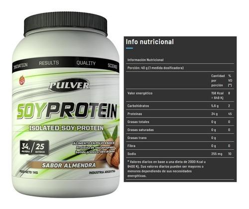 soy protein pulver