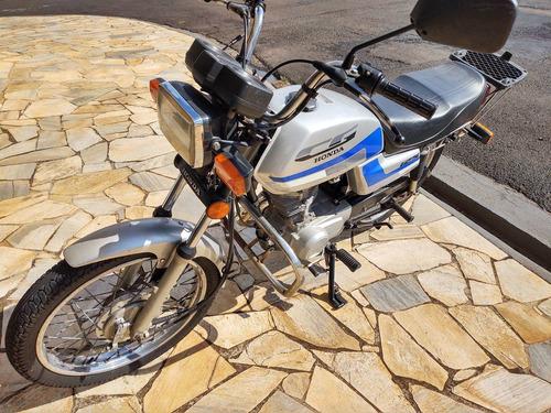 Imagem 1 de 9 de Honda Cg 125