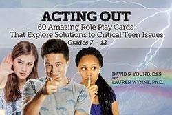 Acting Out 60 Cartas De Juego De Roles Que Exploran Temas C