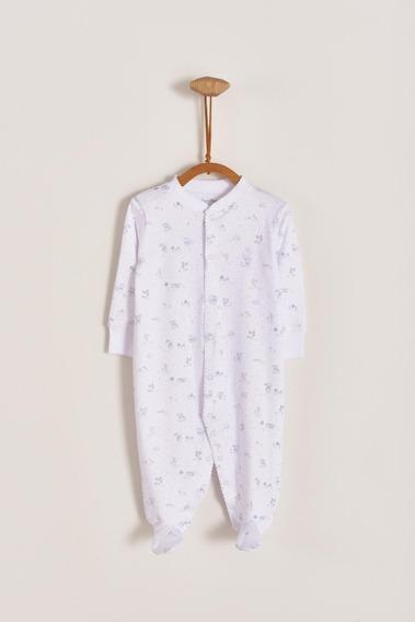Babycottons Pijama Enterito Farm Bebé