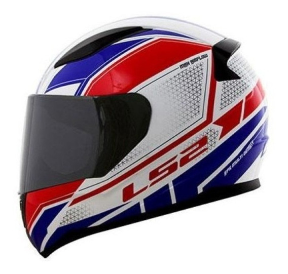Capacete Masculino Ls2 Ff353 Infinity