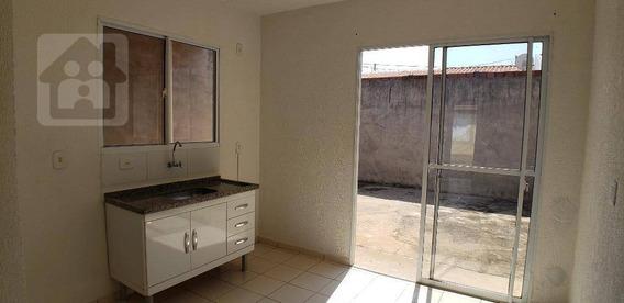 Casa Com 2 Dormitórios À Venda, 42 M² Por R$ 110.000 - Aeroporto - Araçatuba/sp - Ca0936