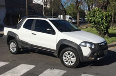 Fiat Strada Adventure Doble Cabina 1.6 16v Locker 2014