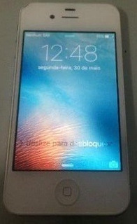 Apple iPhone 4s 8gb - Branco