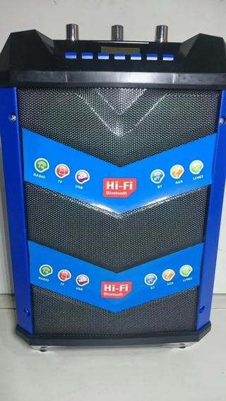Caixa De Som Bluetooth Rad172-bt