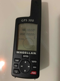 Gps - Magellan - Gps 300 - Usado - Funcionando