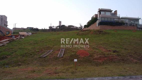 Terreno À Venda, 800 M² Por R$ 450.000,00 - Condomínio Campo De Toscana - Vinhedo/sp - Te3410