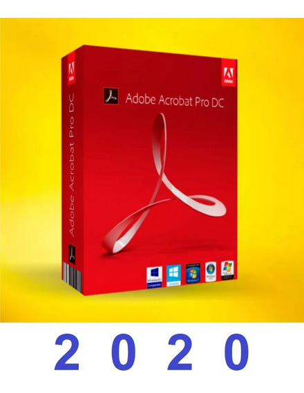 Adbe Acrobt Pro Dc2020 atvado última Versão entrego Logo