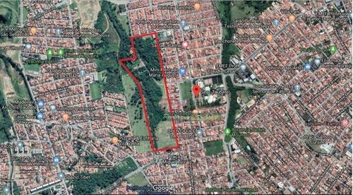 Imagem 1 de 2 de Terreno À Venda, 109000 M² Por R$ 22.000.000,00 - Esplanada Santa Terezinha - Taubaté/sp - Te0978