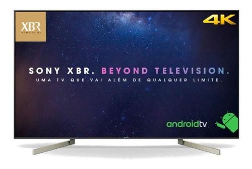 Imagem 1 de 10 de Smart Tv 4k 55  Sony 905f Android