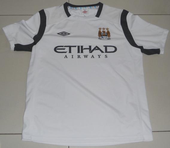 Umbro Manchester City Jersey L Camiseta Playera Entrenamient