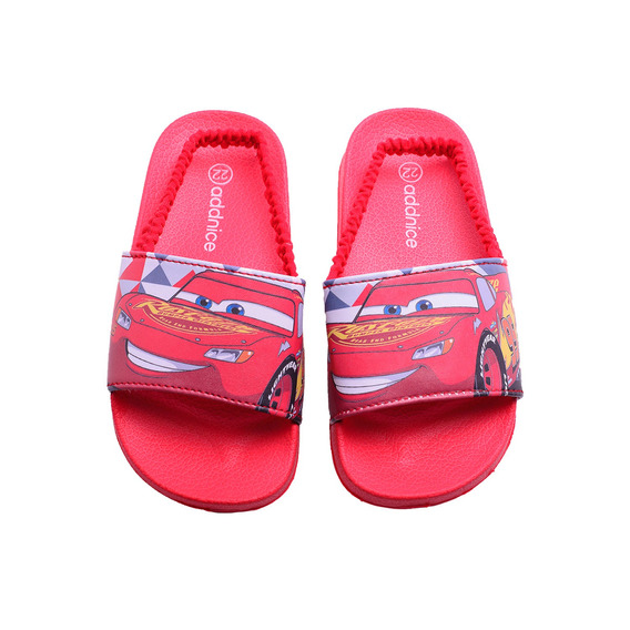 Ojotas Addnice Cars Baby-p6c1ss01- Open Sports