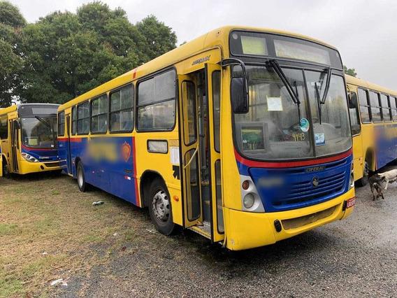 Ônibus Escolar Rural Motor Dianteiro Ano 2004 Mb 1418