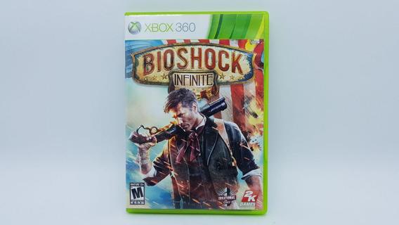 Bioshock Infinite - Xbox 360 - Midia Fisica Cd Original