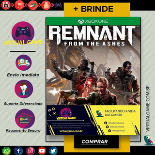 Remnant: From The Ashes - Jogo Xbox One - Midia Digital