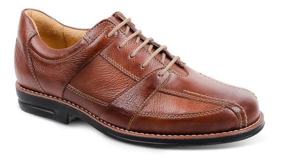 Sapato Masculino Sandro Moscoloni New Jersey Marrom