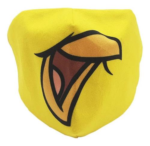 Máscara De Proteção Facial Veludo Piu Piu Zc 10071522