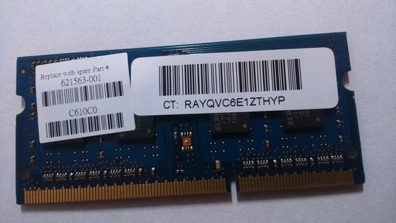 Memoria Ddr3 1gb 1rx8 Pc23-10600s-9-10-b1