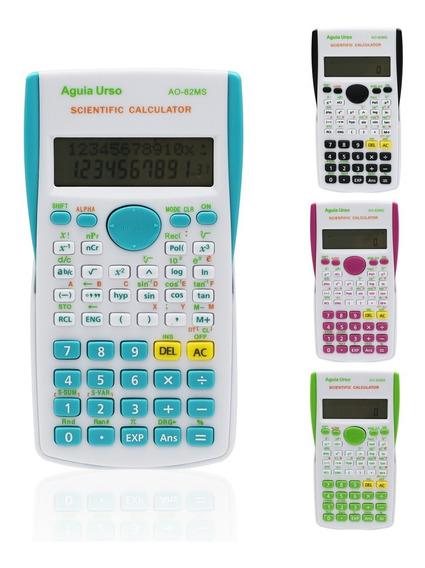 Calculadora Cientifica Estudante 240 Funções 12 Dígitos