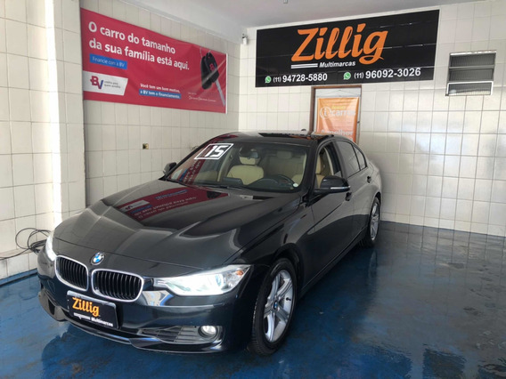 Bmw 320i 2.0 16v Turbo Active Flex 4p 2015