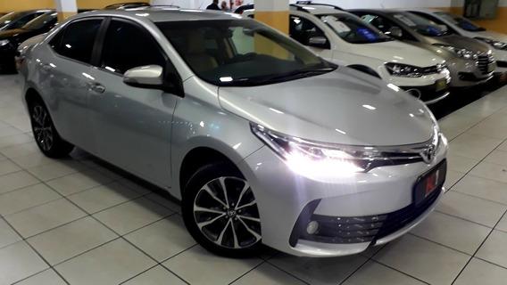 Toyota Corolla Altis 2019 Prata Automatico