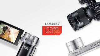 Cartão De Memória 128gb Samsung