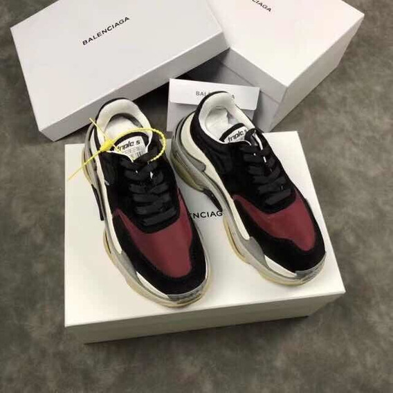 Balenciaga Paris Triple-s