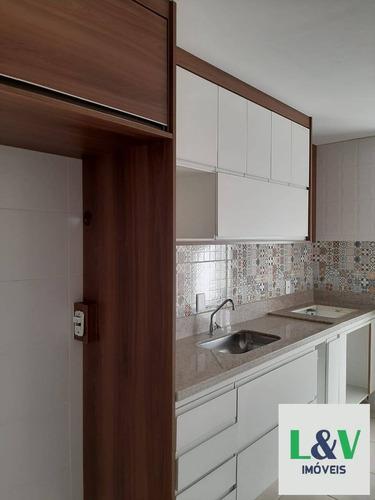 Imagem 1 de 15 de Lindo Apartamento Em Vinhedo  - Campo De Fiori - 1702