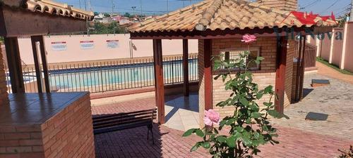 Apartamento Com 3 Dormitórios À Venda, 85 M² Por R$ 380.000,00 - Residencial Victoria - Indaiatuba/sp - Ap2585