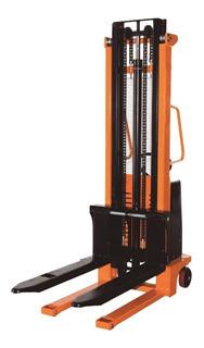 Apilador Elevador Manual Hidraulico 2000kg 1,6mt Sin Interes